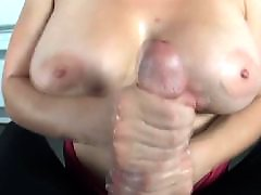 Milf busty, Handjob blonde, Penis big, Penis, Pov up, Pov small