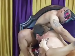 Trio anal, Trios anal, Threesome bisex, Bisexal, Bisex trio, Bisex anal cum