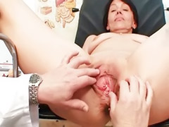 Matures fingering, Mature fingers, Mature fingerring, Doc, Couple doc, Weird