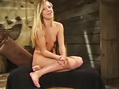 Solo fuck anal, Solo boots, Solo anal fuck, Solo anal boots, Machanic, Blonde boots anal