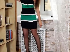 Teen stocking