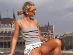 Tit flash, Pussy flashing, Pussy flash, Public pussy solo, Public pussy, Solo small pussy