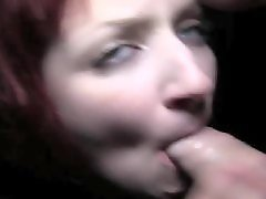 Redhead amateur, Fuck behind, Amateur pov, Training, Trained, Train station