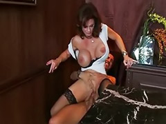 Deauxma, Granny anal