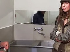 Toilet public, Suck cock interracial, Toilet couple, Toilet blowjob, Toilet oral, Public toiletes