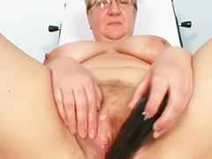 Vaginal speculum, Real mature, Real hairy, Real fat, Speculums, Mature hairy masturbate