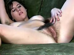 The the girls, Sofa, Masturbate girl, On sofa, Hairy masturbator, Hairy masturbations