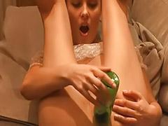 Inside pussy, Drunking girl, Drunked girls, Drunk girl, اریختن inside pussy, Drunk pussy