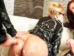 Dirty lesbian, Strap-on femdom, Lesbians dirty, Lesbian glasses, Femdom strap on, Dirty whore