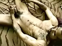 Tattoo solo gay, Spunk, Solo cum hair, Solo tattoo gay, Gay spunk, Cum again