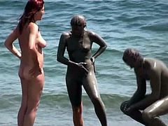بعدپfun, X women, Womens, Nudiste, Nudist, Having
