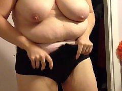 Bbw, Big tits, Chubby