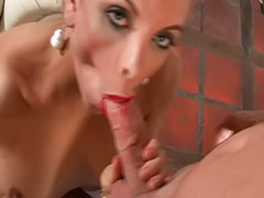 Summer cummings anal, Summer cummings, Stockings suck cock, Shemales in stockings, Shemale sucks cum, Shemale sucking cock