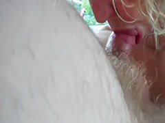 Senior blowjobs, Outside sex, Granny couples, Granny couple, Granny blowjobs, Granny blowjob