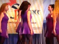 Dance, Upskirt