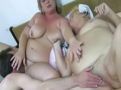 Threesome grannies, S her pussy licked, Pussy granny, Nasty granny, Threesome granny, Threesome old