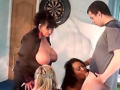 X women, Three sucking, Three blowjob, Three bbw, Three cocks, Womens