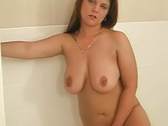 Shower babe, Tits shower, Shower tits, Shower tit, Shower big tits, Solo shower masturbating