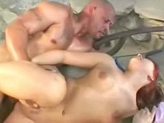 Redhead interracial anal, Redhead anal interracial, Anal interracial redhead