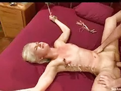 Tits bound, Tit bound, Small tits bondage, Bound tits, Bound fuck, Bound and fucked