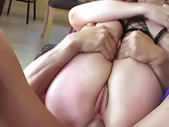 Titfuck stockings, Rimming stocking, Rimming stockings, Rim stocking, Stockings rimming, Stocking blonde ass