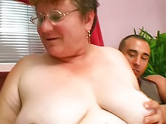 Threesome mature blowjob cum, Grandmas, Side cum, Matures fats, Matures fat, Mature facial cum