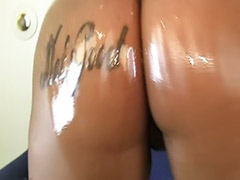 Thick amateur, Thick ebony, Thick girl, Thick ass girl, Solo oiled, Solo girls booty