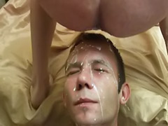 Swallow gay big cock, Swallow gay, Swallow cum gay, Swallow after anal, Facial gay, Gay swallow cum