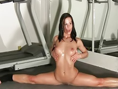 Sexy gym, Solo gym, Flexibl, Gym solo, Gym girl, Gym amateur