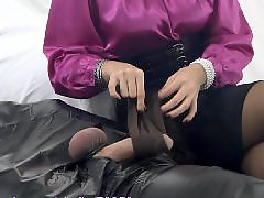 Teasing handjobs, Teasing handjob, Stocking handjob, Teasing, Teases, Tease pantyhose