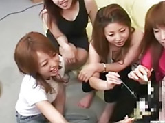Party japanese, Party handjob, Party asian, Party cfnm handjob, Parti japanese, Painted