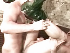 Young gay brunette, Young brunette anal, Young couple anal, Punk blowjob, Punks oral, Punks cum oral