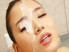 Japanese facials, Japanese facial, Gangbang asian, Bukkake japanese, Asians gangbang, Asian semen