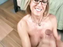 Milf hand, Hands handjob, Hand masturbation, Blonde milf handjob
