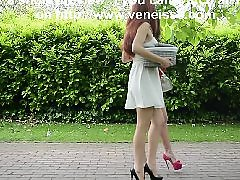 Veneisse, Toys outdoor, Toy public, Walk sex, Walk, Walking outdoors