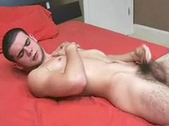 Stroke gay, Savage, Solo bed, On bed solo, Gay cock on cock, Bed gay