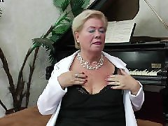 Milf plays, Grandmas, Music, Masturbation granny, Mature plays, Owned
