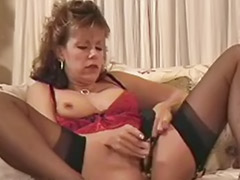 Tits stockings solo, Tit orgasm, Toy solo orgasm, Toy orgasm, Stockings solo orgasm, Stockings big tits toys