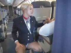 Flight attendant, Blond, Asia l, And blonde, معاقبهasia, لblond