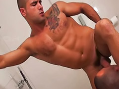 Rimming deepthroat, Deepthroat rimming, Deepthroat rim, Damien, David, Gagging gay