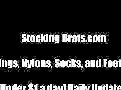 Lesbian, Stockings, Lesbian stockings
