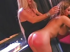 Tit spanking, Tit spank, Striptease lesbian, Stockings spank, Stockings ass lesbian, Stocking striptease