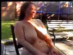 Play in ass, Solo play ass, Solo girl with big ass, Solo ass outdoor, Outdoor solo big tits, Ass-play