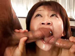 Loves double, Japanese deepthroat blowjob, Japanese deepthroat, Japanese double vaginal, Japanese gagging, Hairy deepthroat