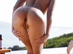 Pussy posing, Posing outdoor, Solo posing, Solo outdoor pussy, Solo girl posing