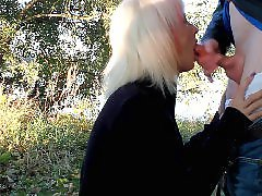 German, Blowjob, Hardcore, Outdoor, Amateur blowjob