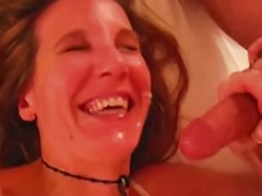 Wife facial, Wife facials, Oral cumpilation, Amateur facial wife, Cumpilations, Cumpil