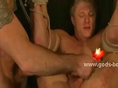 Masters, X master, Ritual, Group bondage, Gay master