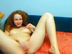 Redhead solo webcam, Redhead webcam, Solo oily, Solo nice ass, Nice redhead, Nice girl solo