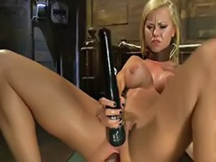 Teen solo anal, Teen anal solo, Machine